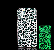 Leopard Print Pattern Glow in the Dark Case for iPhone 6 Cover
