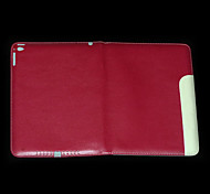 Soft PU  Auto Dormancy Case With Handle for iPad Air2