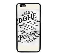 getan perfektes Design PC harter Fall für iphone 5c