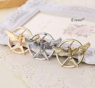 Eruner®2015 New Arrival Movie The Hunger Game 3 Bird Brooches Alloy Pins Couple Brooches