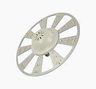 Luces de Techo Decorativa 8A Lighting 9 W 45 SMD 2835 900 LM Blanco Cálido/Blanco Fresco AC 85-265 V 1 pieza