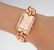 analógico de cuarzo reloj de pulsera de la mujer (colores surtidos)