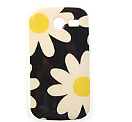Flower Painting TPU Case for Samsung Galaxy Pocket 2 G110