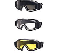 Ballistic 3 Lenses Military Goggles Night Vision