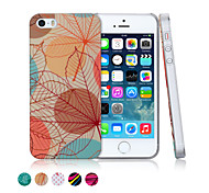 Caso GGMM ® Impression Series Full Body PC material protegido por iPhone5/5s