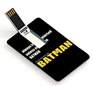 4GB Try To Be Yourself Design Card USB Flash Drive