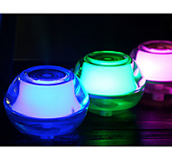 Mini USB Humidifier Luminous Crystal Clean Air Ultra-quiet Home Office(Assorted Color)
