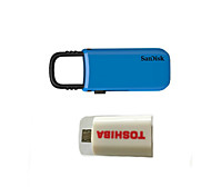 Original SanDisk cz59 16GB USB 2.0-Flash-Laufwerk (geben OTG Smart Connection Kit)