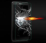 película protectora de pantalla de cristal templado de alta calidad para Sony Xperia E4G