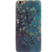 Marillenblüte Design TPU Soft Cover für iPhone iPhone 6