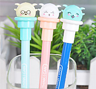 Fashion Lovely Lamb Neutral Pen Shape(Random Color)