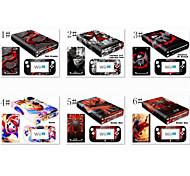 Borse, custodie e pellicole - DF-0104 Policarbonato - Nintendo Wii/Wii U/Nintendo Wii U