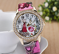 Women's Watches 2015 New Bohemia Girl Miss Rose Leisure Watches Cool Watches Unique Watches