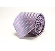 Cravatta Uomo Da ufficio/Casual Poliestere