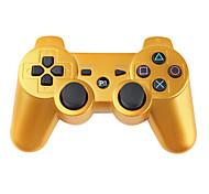 Mando DualShock 3 para Sony PlayStation 3 (Dorado)