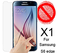Matte Screen Protector for Samsung Galaxy S6 edge(1 pcs)
