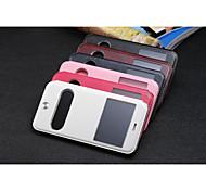 étuis en cuir PU conception spéciale de haute qualité avec des cas support complet du corps pour iphone 6 plus