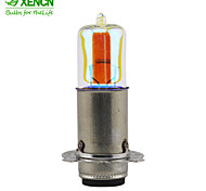XENCN M5 P15D-25-3 12V 35/35W Motorcycle Golden Eyes Headlight Clear Lighting Halogen Lamp Auto Light Bulbs