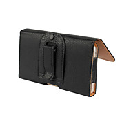 Magic Spider® Leather Belt Clip Case Holster with Screen Protector for Samsung Galaxy S6 Edge