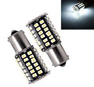 2 pcs Ding Yao 1156  1210 80X 4W  180-300LM Cool White Decoration Light DC 12V