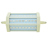 R7S 10W 27LED 118mm Led Plant Grow Light  21Red and 6Blue SMD 5730 for Flowering Hydroponic System AC 110-220V