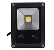MORSEN® Black Waterproof 10W 1000LM Light LED Flood Lamp (85-265V)
