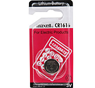 Maxell CR1616 3V High Capacity Lithium Button Cell Batteries (1PCS)