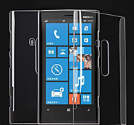 Transparent PC Back Cover Case for Nokia Lumia 920