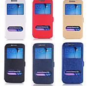magic spider®oracle full body case met dubbele ramen en screen protector voor de Samsung Galaxy s6 (verschillende kleuren)