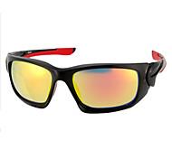 Sunglasses Men / Women / Unisex's Sports / Fashion Wrap Black Sunglasses / Sports Full-Rim