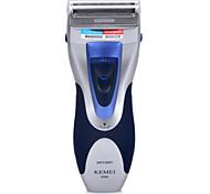 6088 Men's Professional Rechargeable Shaver Razor w/ Trimmer (220V / EU Plug)