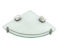 Bathroom Corner Glass Shelf Bracket