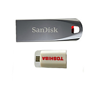 -z35 de SanDisk cz71 64gb vigueur cruzer usb 2.0 flash (donner kit de connexion intelligente otg)