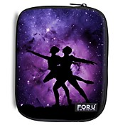 "For U Designs 10"" Star Series/Ballet Laptop Sleeve Case for Ipad"