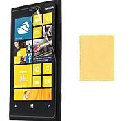 Protector de pantalla de alta definición para Nokia Lumia 920