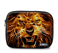 "For U Designs 10"" Fire Series/Lion Laptop Sleeve Case for Ipad"