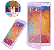 Cool Clamshell Free Translation Touch Screen All Inclusive Phone Case for Samsung Galaxy Note 3 (Assorted Colors)