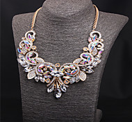 Alloy Necklace Pendant Necklaces/Statement Necklaces Wedding/Party/Daily/Casual