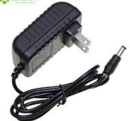 12V 1A LED Strip Light for CCTV Security Camera Monitor Power Supply Adapter  AC100-240V