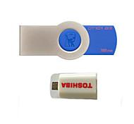 unità flash USB rotante originale kingstondt101 g3 16g (dare kit di collegamento intelligente OTG)