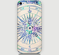 Compasses Pattern Phone Case Back Cover Case for iPhone6 Case