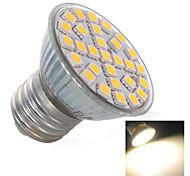 Lâmpada de Foco E26/E27 5 W 440 LM 3000-3500 K Branco Quente 29 SMD 5050 1 pç AC 220-240 V