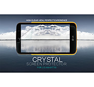 cristal nillkin filme protetor de tela anti-impressão digital clara para LG aka (h778)