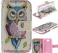 LG L90 D405 PU Leather Full Body Cases Graphic / Special Design case cover