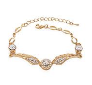 Angel wings female  bracelet