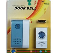 US Plug New Control distance Door Chimes Wireless Doorbell Remote Control Door Bell Chimes
