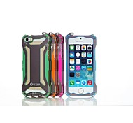 R-JUST Ultra-thin Aluminum Alloy Protective Back Case for iPhone 5s/5
