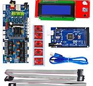 de control board kit, 2004lcd control board, 2560r3 control board 4988 driver board 3d1.5.7 control board
