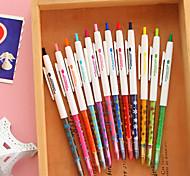 Color Lovely Creative Pen(Random Color)