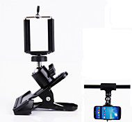 Clamp Mount Holder Bracket for Flash Lamp / Camera / IPHONE / Samsung / HTC + More